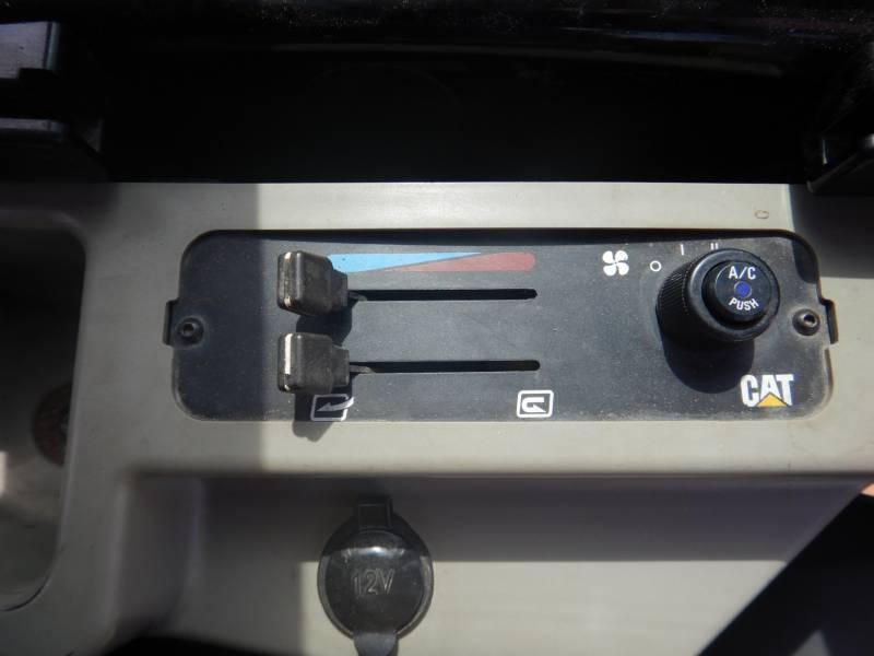 CATERPILLAR TRACK EXCAVATORS 305.5ECR equipment  photo 13