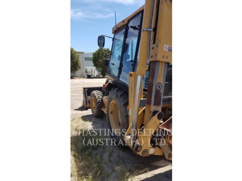 CATERPILLAR BACKHOE LOADERS 432D equipment  photo 8