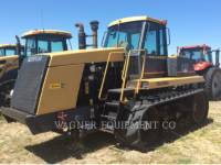 Equipment photo CATERPILLAR 75C 農業用トラクタ 1