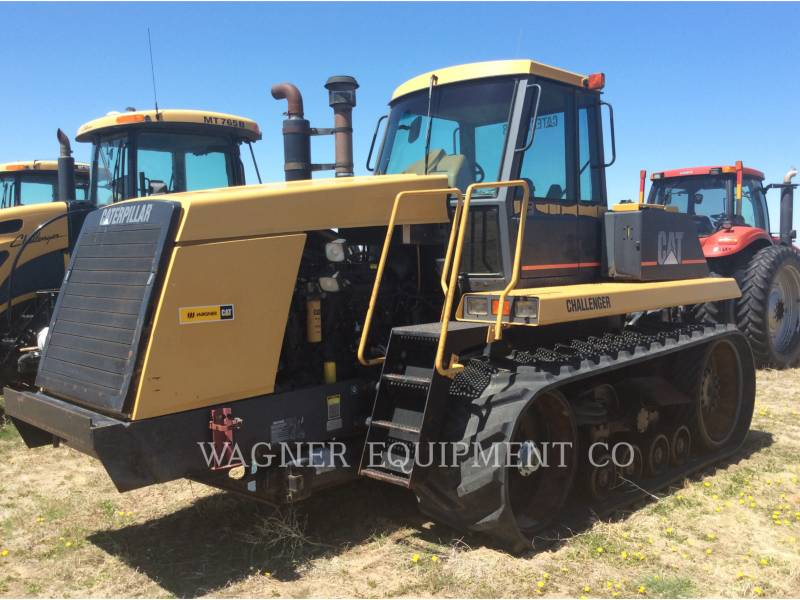 CATERPILLAR TRACTEURS AGRICOLES 75C equipment  photo 1