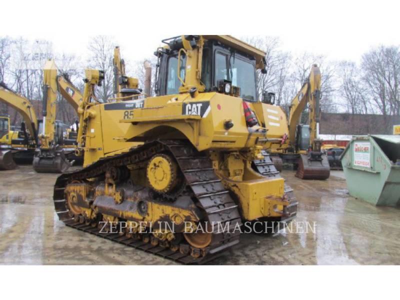 CATERPILLAR ブルドーザ D8T equipment  photo 1