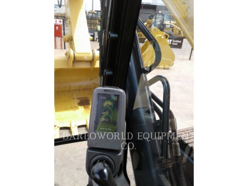 CATERPILLAR ESCAVATORE/ESCAVATORE FRONTALE DA MINIERA 336D equipment  photo 11