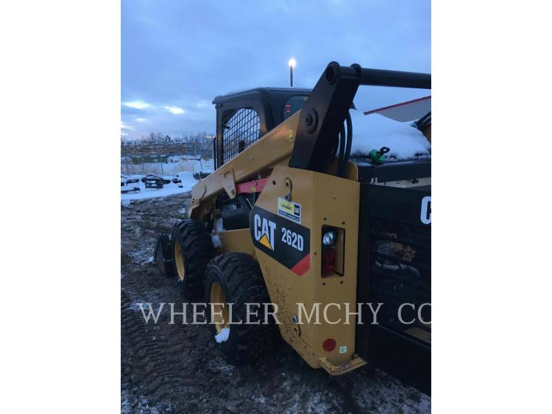 CATERPILLAR CHARGEURS COMPACTS RIGIDES 262D C1-H2 equipment  photo 4