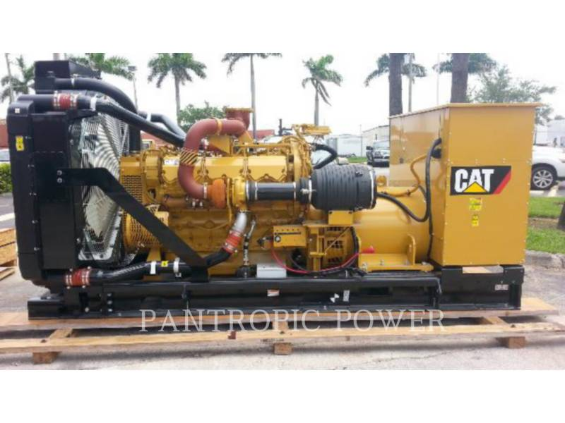 CATERPILLAR GRUPPI ELETTROGENI FISSI C32 equipment  photo 2