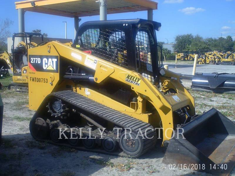 CATERPILLAR DELTALADER 277D equipment  photo 1