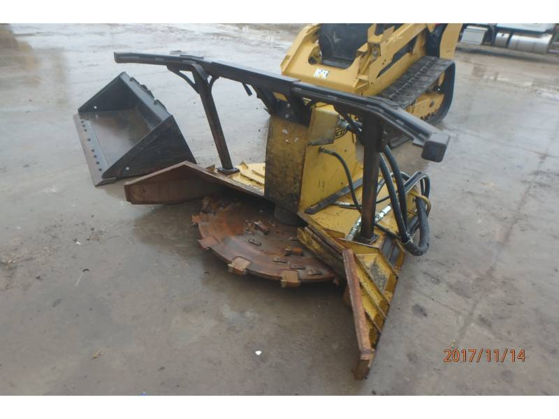 CATERPILLAR MULTI TERRAIN LOADERS 299D2 equipment  photo 9
