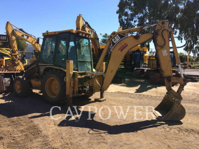 CATERPILLAR BAGGERLADER 432D equipment  photo 4