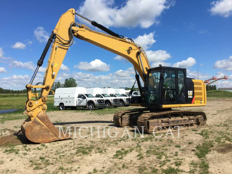 CATERPILLAR ESCAVADEIRAS 316EL PQ equipment  photo 1