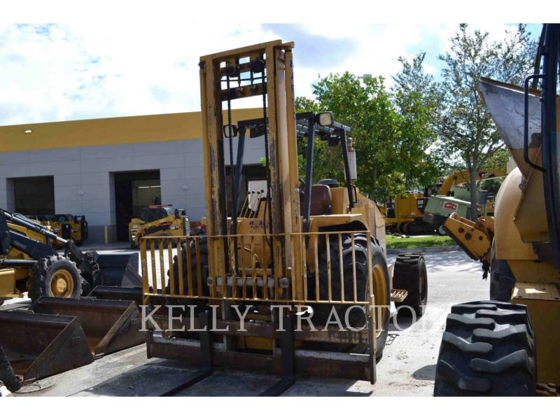 HARLO PRODUCTS CORP FORKLIFTS HP5000 equipment  photo 4