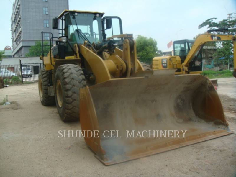 Caterpillar ÎNCĂRCĂTOR MINIER PE ROŢI 950 GC equipment  photo 4