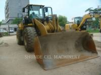 CATERPILLAR CHARGEURS SUR PNEUS MINES 950 GC equipment  photo 4