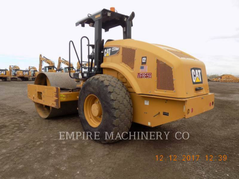 Caterpillar SUPORT TAMBUR SIMPLU PENTRU ASFALT CS56B equipment  photo 3