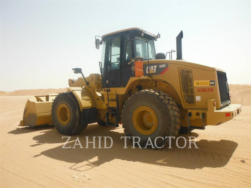 CATERPILLAR 鉱業用ホイール・ローダ 950H equipment  photo 3