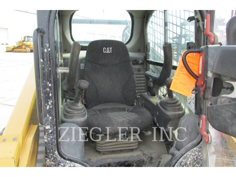 CATERPILLAR CARGADORES MULTITERRENO 289DWR equipment  photo 8