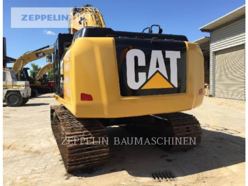 CATERPILLAR EXCAVADORAS DE CADENAS 329ELN equipment  photo 4