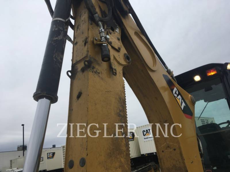 CATERPILLAR BACKHOE LOADERS 420FH2 equipment  photo 7