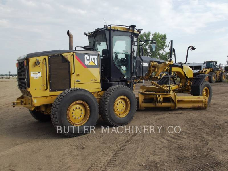 CATERPILLAR MOTONIVELADORAS 140 M VHP PLUS equipment  photo 4