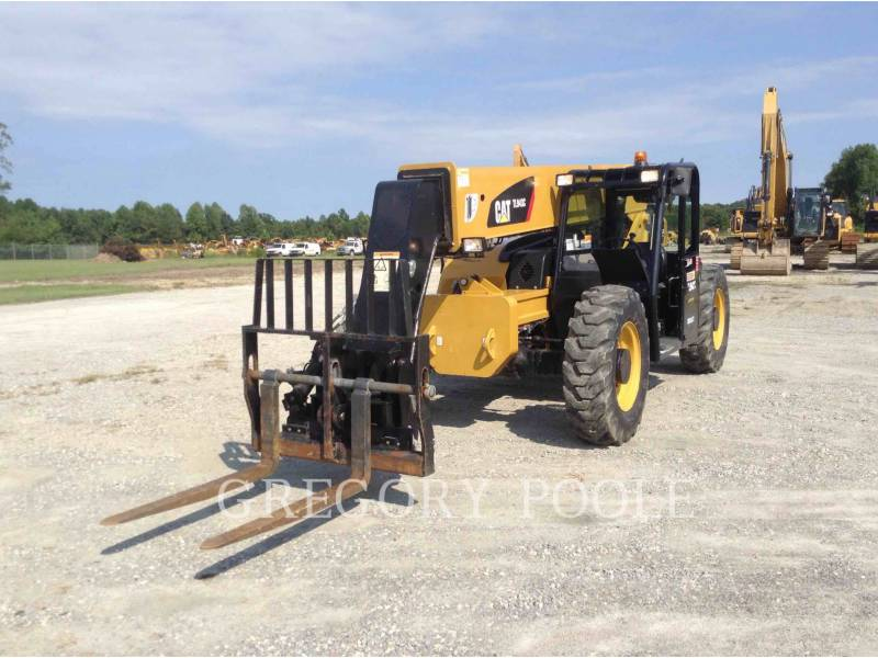 CATERPILLAR VERREIKER TL943C equipment  photo 1