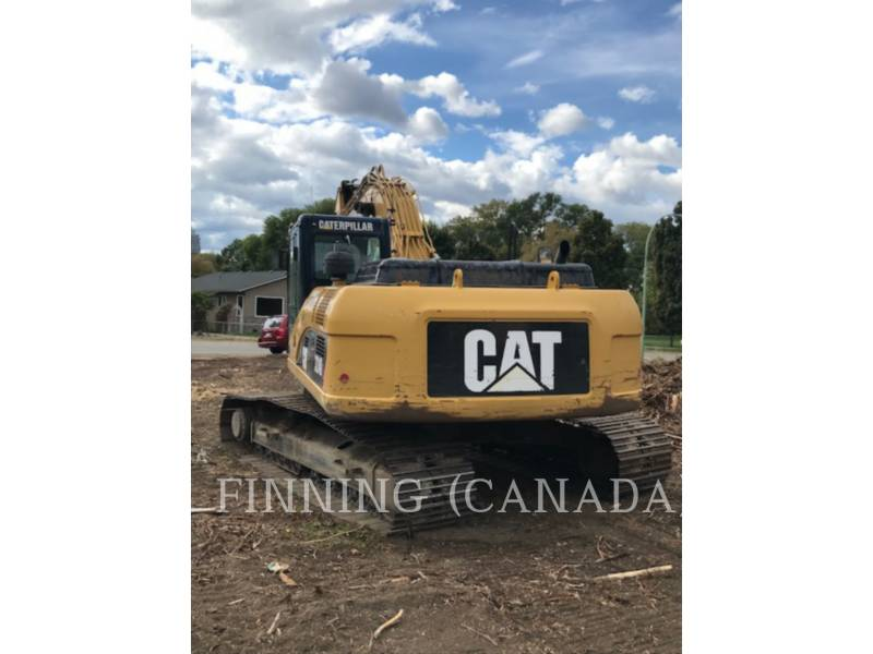 CATERPILLAR PELLES SUR CHAINES 324D equipment  photo 14