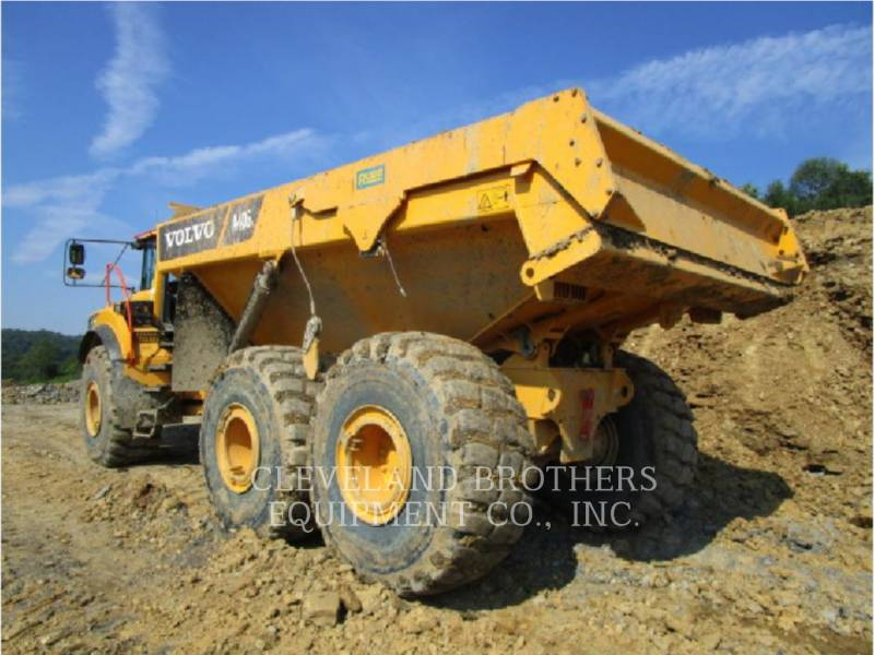 VOLVO CONSTRUCTION EQUIPMENT MOTORGRADER A40G equipment  photo 3