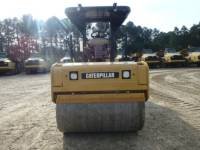 CATERPILLAR VIBRATORY DOUBLE DRUM ASPHALT CB-434D equipment  photo 2