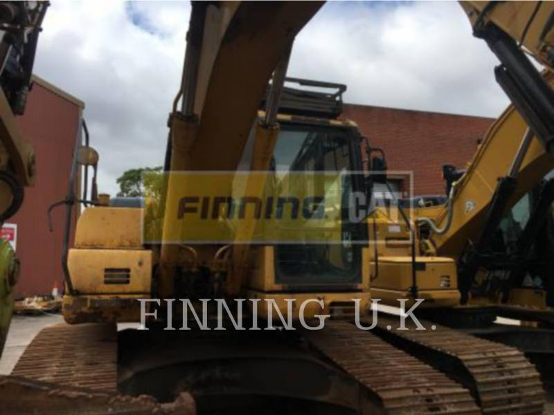 KOMATSU LTD. TRACK EXCAVATORS PC210 equipment  photo 6