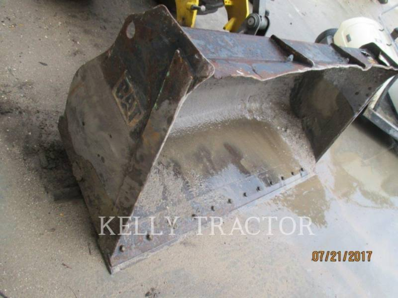 CATERPILLAR WT - BUCKET 1.2 CYD BUCKET FOR 906 LOADER equipment  photo 3