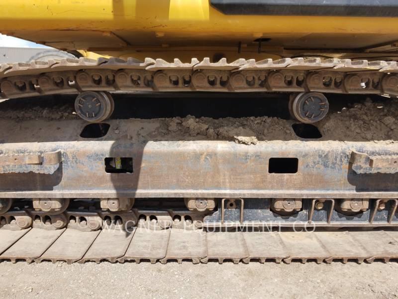 CATERPILLAR TRACK EXCAVATORS 325DL equipment  photo 14