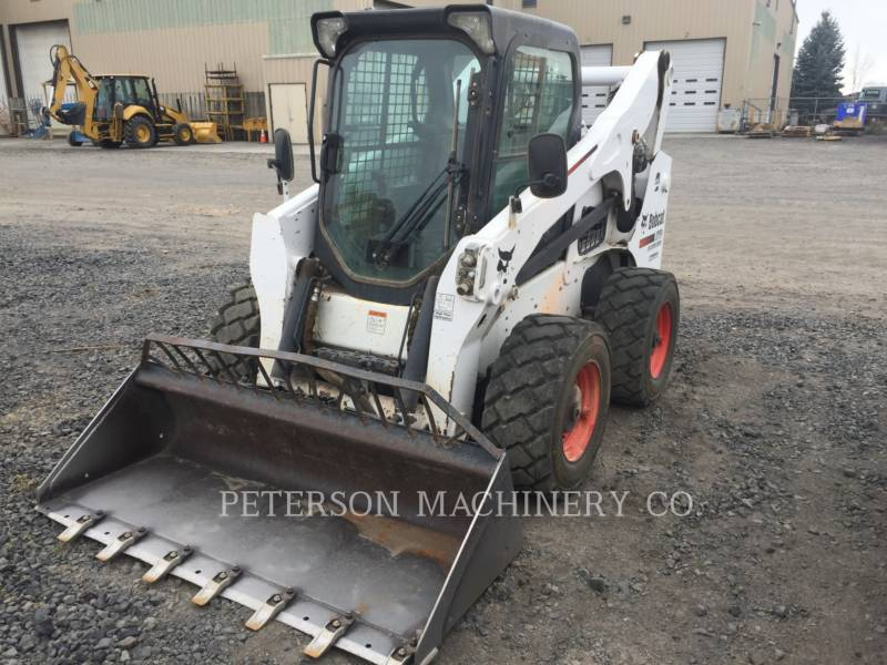 BOBCAT MINICARGADORAS A770 equipment  photo 1