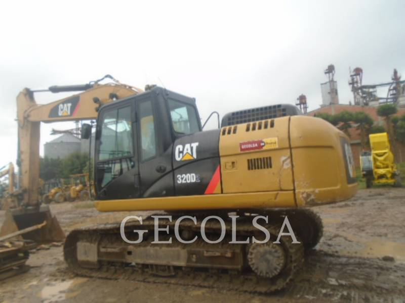 CATERPILLAR PALA PARA MINERÍA / EXCAVADORA 4269 equipment  photo 1