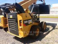 Equipment photo CATERPILLAR 262DLRC CHARGEURS COMPACTS RIGIDES 1