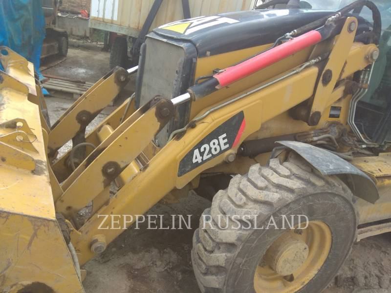 CATERPILLAR TERNE 428E equipment  photo 8