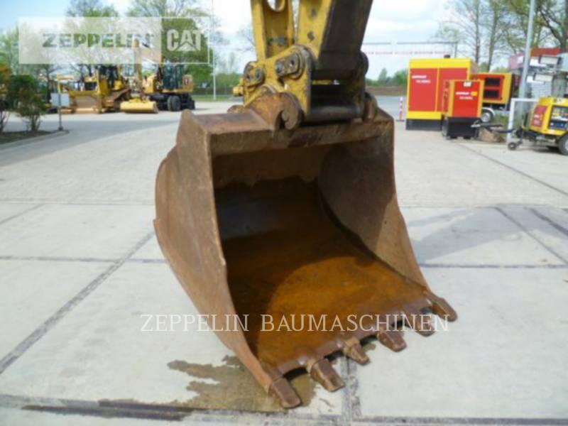 CATERPILLAR KETTEN-HYDRAULIKBAGGER 323DL equipment  photo 9
