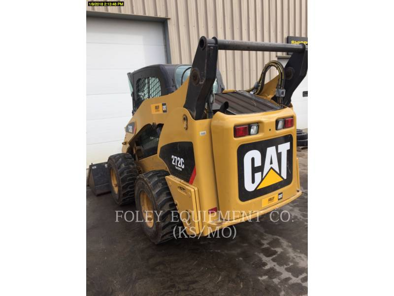 CATERPILLAR SKID STEER LOADERS 272CSTD2CA equipment  photo 3