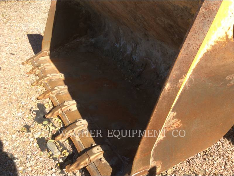 DEERE & CO. RADLADER/INDUSTRIE-RADLADER 624K equipment  photo 6