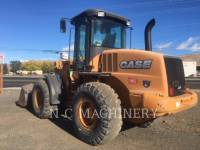 CASE WHEEL LOADERS/INTEGRATED TOOLCARRIERS 521E equipment  photo 4