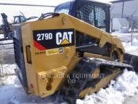 CATERPILLAR スキッド・ステア・ローダ 279D H2CB equipment  photo 6