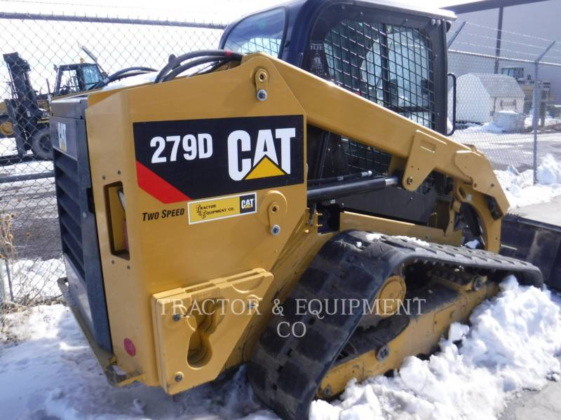 CATERPILLAR CHARGEURS COMPACTS RIGIDES 279D H2CB equipment  photo 6