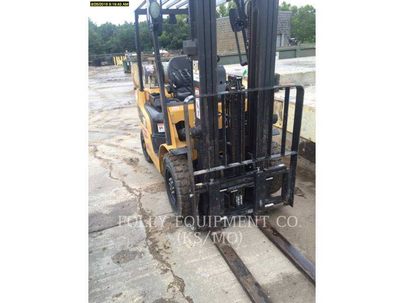 CATERPILLAR PELLES POUR MANUTENTION/DÉMOLITION P5000 equipment  photo 1