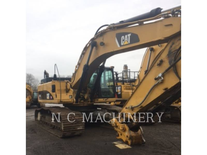 CATERPILLAR TRACK EXCAVATORS 345C L equipment  photo 2