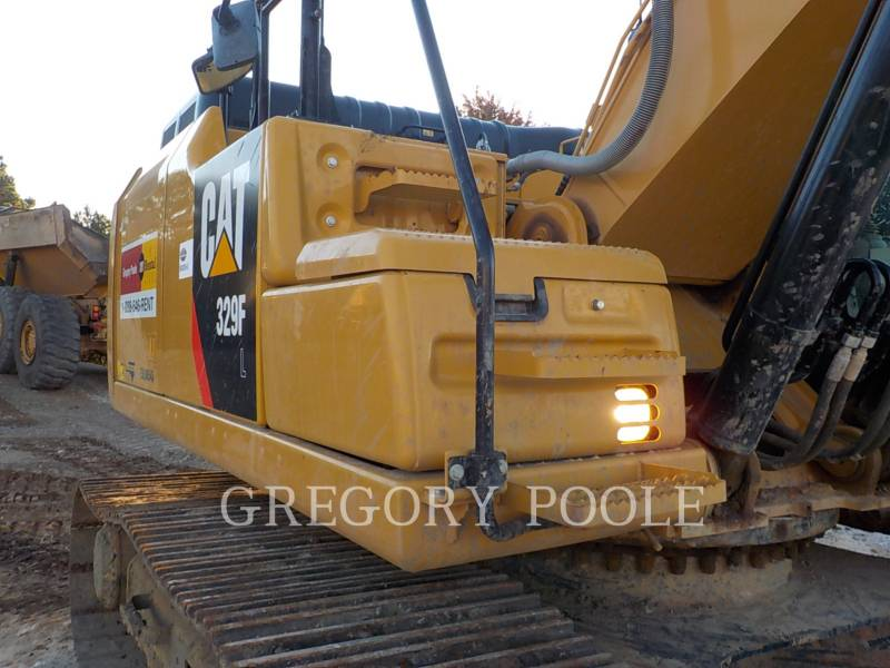 CATERPILLAR トラック油圧ショベル 329FL equipment  photo 6