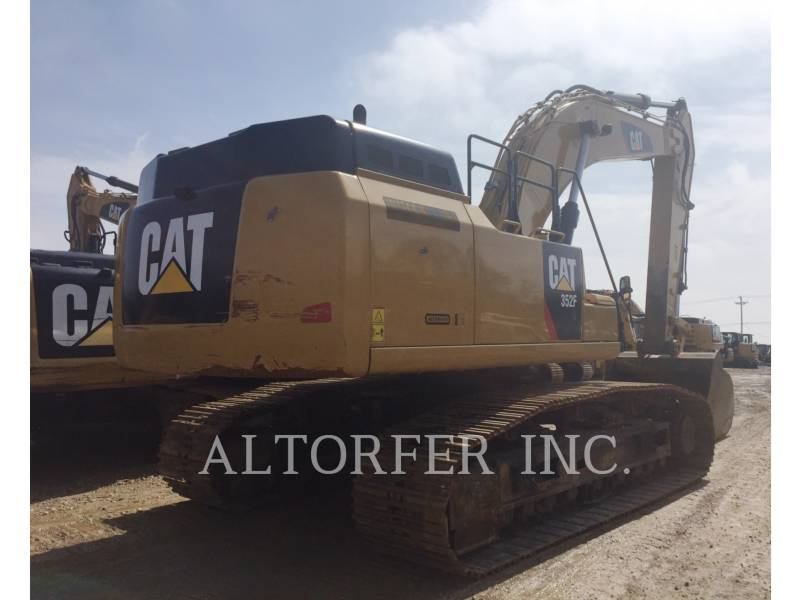 CATERPILLAR EXCAVADORAS DE CADENAS 352FVG equipment  photo 2