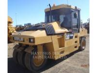 Equipment photo CATERPILLAR PS-300C PNEUMATIC TIRED COMPACTORS 1