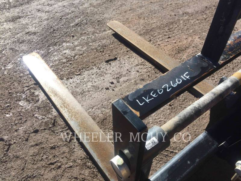 CATERPILLAR TELEHANDLER TL1255C CB equipment  photo 6