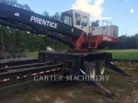 Equipment photo PRENTICE PRE 384TMS CARGADOR FORESTAL 1