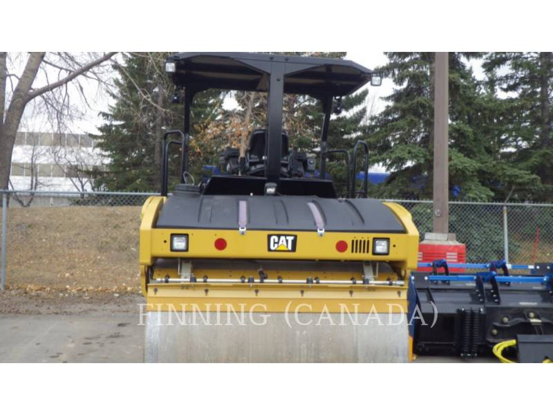 CATERPILLAR VIBRATORY DOUBLE DRUM ASPHALT CB54B equipment  photo 3