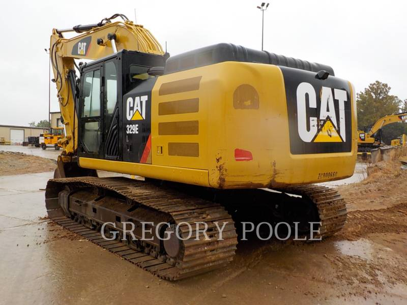 CATERPILLAR EXCAVADORAS DE CADENAS 329E L equipment  photo 7