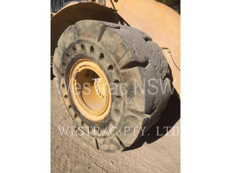 CATERPILLAR WHEEL LOADERS/INTEGRATED TOOLCARRIERS 972H equipment  photo 12