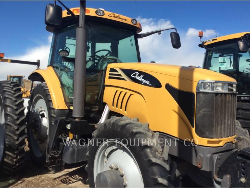 AGCO 農業用トラクタ MT595B-4C equipment  photo 4