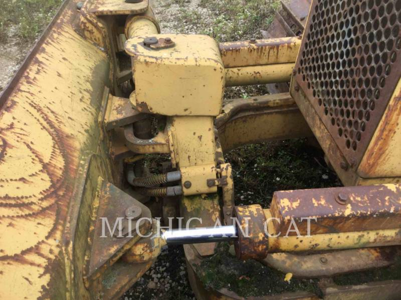 CATERPILLAR KETTENDOZER D4CIIILGP equipment  photo 7